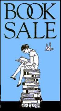 Image result for clip art book sale
