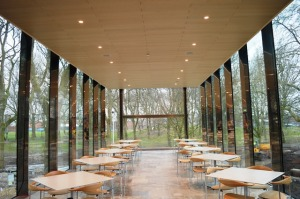 Whitworth Gallery Cafe