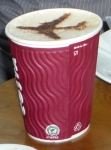 Dubai Airport Coffee